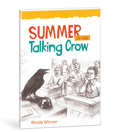 Summer of the Talking Crow