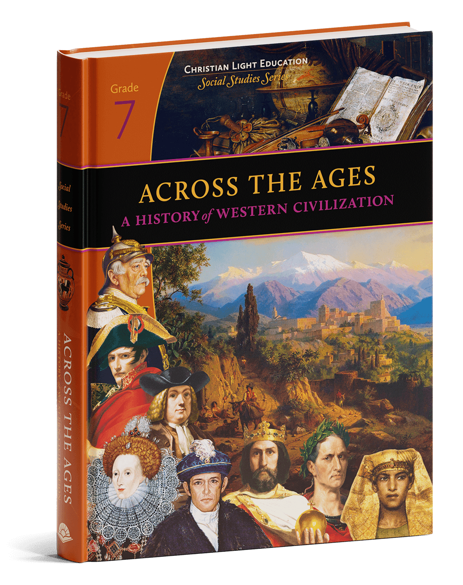Across the Ages - Textbook