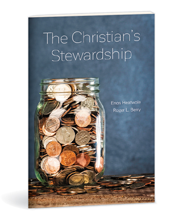 The Christian's Stewardship - Study Guide