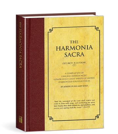 The Harmonia Sacra - Legacy Edition