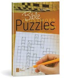 Bible Crossword Puzzles No. 2