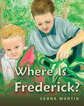 Where Is Frederick?