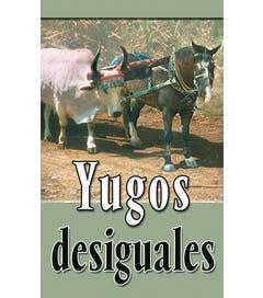 Yugos Desiguales - Paquete de 50